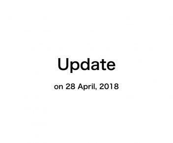 update 2018